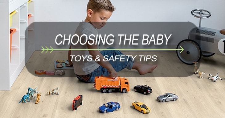 Guide To Choosing Baby Toys : Choosing the baby toys safety tips best cares