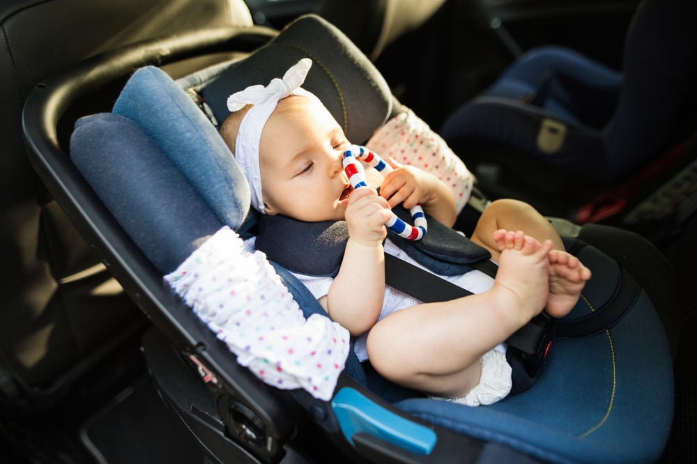 baby feel more comfortable during the trip