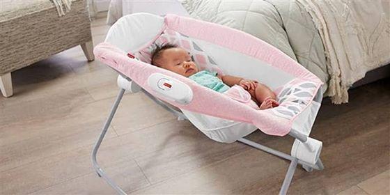 Fisher-Price Rock 'N Play baby sleeper, best baby swing